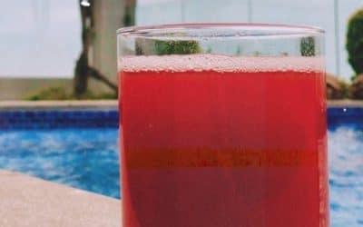 Camu Berry Lemonade