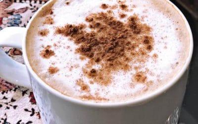 Superfood Maca Latte